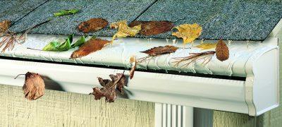 leaf guard gutter services